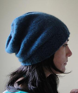 5d87c253c23 Ravelry  Cafe hat pattern by Wei S. Leong