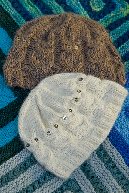 Ravelry KnitCulture Patterns Interesting Free Owl Hat Knitting Pattern