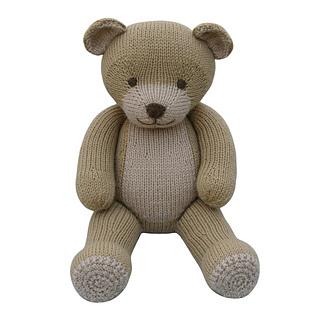 343d9cb9 Bear (Knit a Teddy) pattern by Sarah Gasson