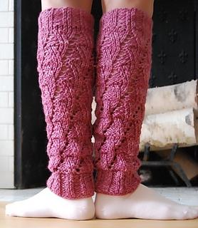 Ravelry Knit Ballet Leg Warmers Pattern By Knitarelli