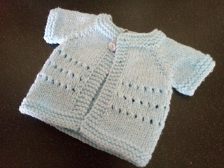 Ravelry Little Jay Premature Baby Cardigans Pattern By Marianna Mel