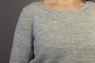c7f525f83150f9 Ravelry  Everyday Loose Sweater pattern by Jacqueline Raffo