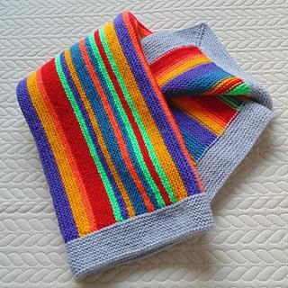 Ravelry Baby Bonanza Blanket Pattern By Ellen Kapusniak