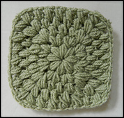 Solid_green_puff_stitch_granny_square_pattern_small_best_fit