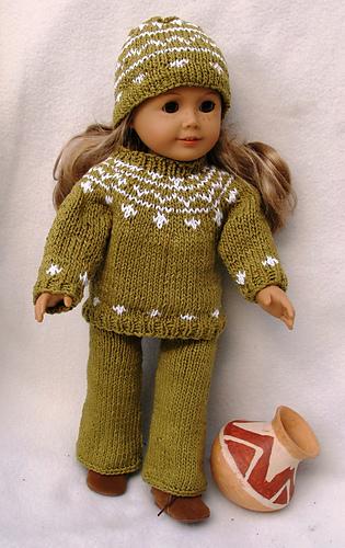 Knittingintheround