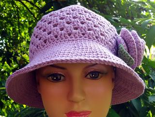 Ravelry  Granny Brimmed Hat pattern by Kool Stitch 4b4a4264765