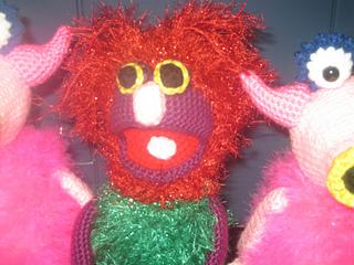 Mahna Mahna & Snowth Muppet Inspired Crochet Patterns pattern by Leigh Ann  Spratt