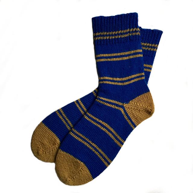 Horgwarts socks pattern