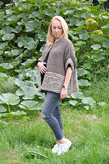 744f2329bcc Maternity Cardigan pattern by Laimute Vaiciuliene - Ravelry