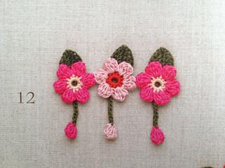 Ravelry 100 Fleurs Au Crochet Patterns