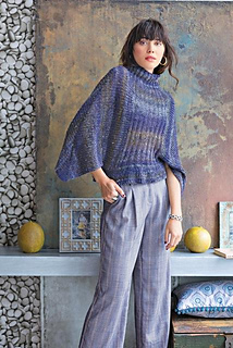858694819 Ravelry   4 Ribbed Batwing Pullover pattern by Laura Zukaite