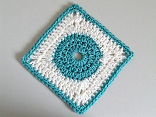 Ravelry Circle In The Square 6 Granny Square Pattern By Marie Anne