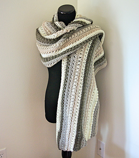 1a70fea511d29 Ravelry: Autumn Chill Super Scarf pattern by Megan Meyer