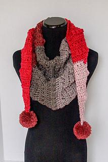 56905fbcad553 Autumn Chill Mod Scarf pattern by Megan Meyer - Ravelry