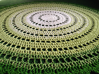 Ravelry Gorgeous Mandala Floor Rug Pattern By Marinke Slump