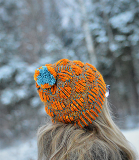 d89aad2fa7f Ravelry  Briochebubbles Hat pattern by Raina K