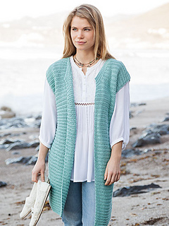 7b5afa29a4539 Ravelry  Passionista Vest pattern by Lena Skvagerson