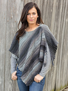 5c9bf0b5d490c Ravelry  Tipi Wrap pattern by Lena Skvagerson