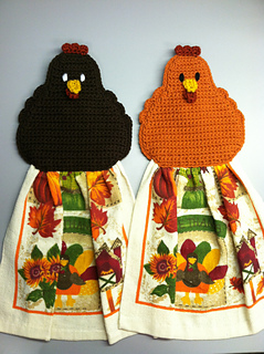Ravelry Chicken Towel Topper Pattern By Michele Wilcox