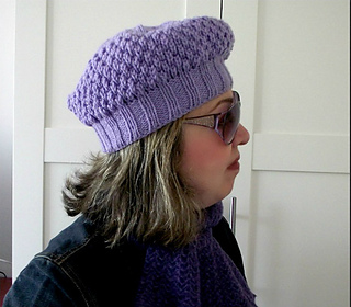 Ravelry  LouLou Boina Hat pattern by Lilia Vanini 8582830eac76