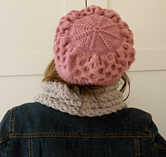 Ravelry  Natalie Hat pattern by Lilia Vanini b9fd5ae1b26d