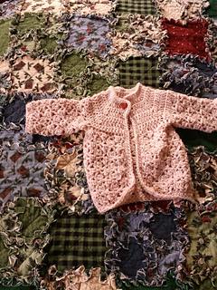8dc5f9aff Ravelry  Nessa s Sweater pattern by Kimberly Saunders