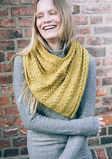 Ravelry 1510 7 Skuldervarmer Pattern By Sandnes Design