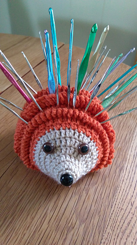 Ravelry: Holden the Hookhog pattern by Chain Reactions