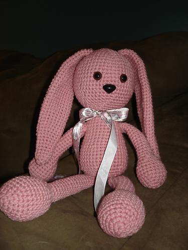 Ravelry Lavender Bunny Pattern By Sarah Arnold