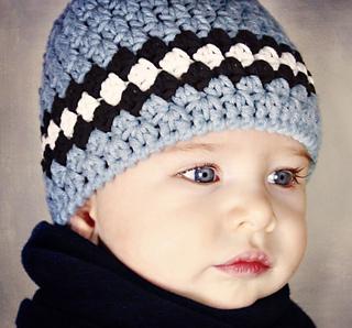 Ravelry  Classic Baby Boy Beanie Hat  1 pattern by Lisa Corinne Crochet e7030effefe