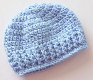 Ravelry Boy Newborn Baby Hats Pattern By Lisa Corinne Crochet