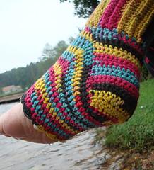 d42c8443127a48 Ravelry  Sassy Pedicure Socks pattern by Lisa Gentry