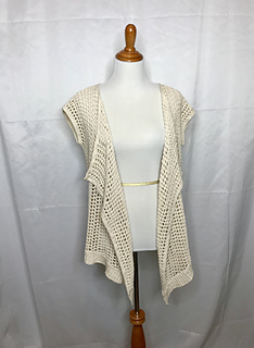 Ravelry breezy summer vest pattern by angela plunkett angela plunkett dt1010fo
