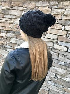 49a9b299589 Ravelry  Snow Drifts Hat pattern by Angela Plunkett