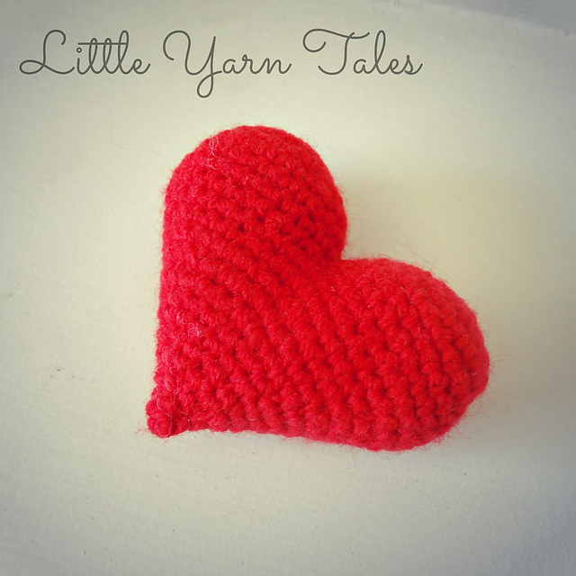 Ravelry 3d Heart Pattern By Elysia Mcwatters