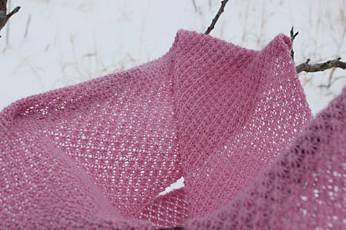 Ravelry Daisy Stitch Scarf Pattern By Joan Janes
