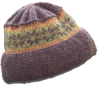 patterns   Live.Knit.Love - Patterns to inspire the Soul.   Fairisle  Snowflake Hat ae00ebd3946