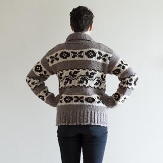 cca78e488c14 Ravelry  LizChristine s cowichan sweater
