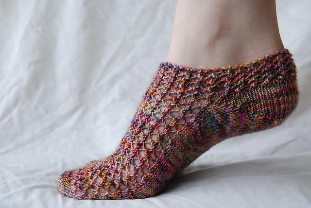 Ravelry Simple Summer Socks Pattern By Liz Pankratz