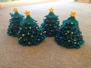 ravelry christmas tree pattern by helen free
