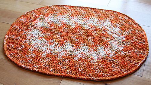 Ravelry Dishie Crochet Bath Mat Pattern By Camille Chang