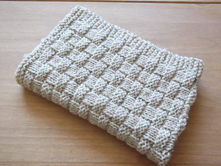 Ravelry Quick And Easy Basket Weave Baby Blanket Pattern