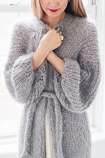 Ravelry Mohair Cardigan Pattern By Loopy Mango