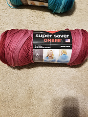 Ravelry: Red Heart Super Saver Ombré