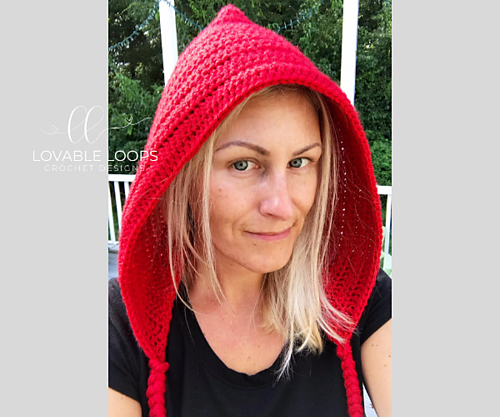 Ravelry Red Riding Hood Pattern By Melissa Hassler