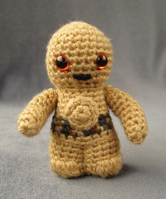 Ravelry Star Wars Crochet Patterns Classy Star Wars Crochet Patterns