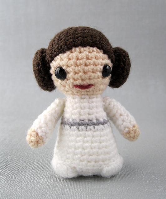 Ravelry Star Wars Crochet Patterns