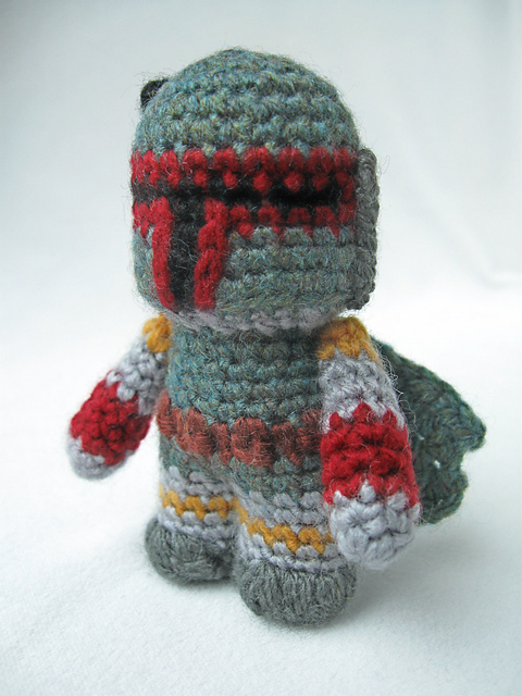 Ravelry Boba Fett Pattern By Lucy Collin