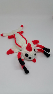 Subnautica Reaper Leviathan pattern by R  Fox