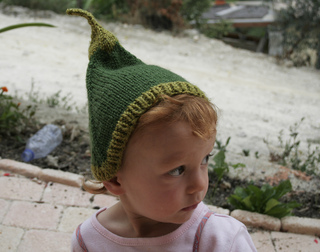 ravelry elf hat pattern by lusianne r